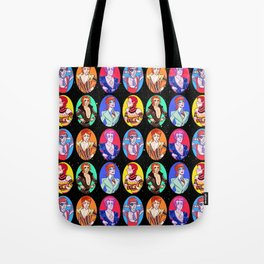 Glam Bowie Spaced Out Tote Bag