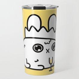 New Year bunny Travel Mug