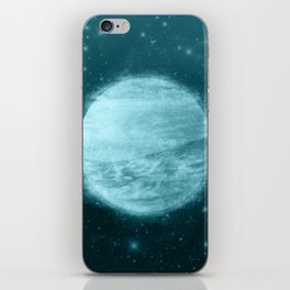 Ice Planet iPhone Skin