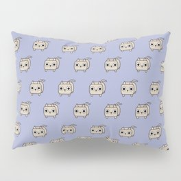 Cat Loaf - Cream Kitty Pillow Sham