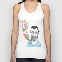 matisse Tank Tops featuring Matisse by Le Hello