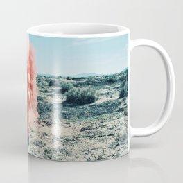 PINK SMOKE - SUIT CASE Coffee Mug