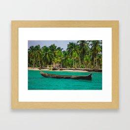 Panama #society6 #decor #buyart Framed Art Print