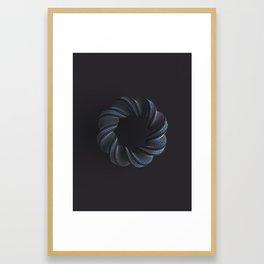 Cruller Framed Art Print