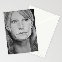 You're All I Have, Too - Pepper Potts Stationery Cards