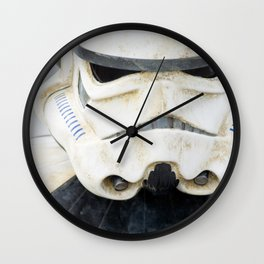 Face of the Empire Wall Clock