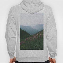 Mountains & Flowers Hoody