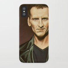 The Ninth Doctor iPhone X Slim Case