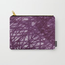 Ophelia Black Carry-All Pouch