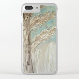 life tree Clear iPhone Case