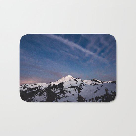 Mount Baker Bath Mat