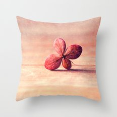 intensive Throw Pillow