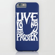 Live Long and Prosper Slim Case iPhone 6s