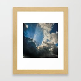 Let Your Name Be Sanctified Framed Art Print