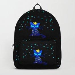 I hate Xmas Cat Backpack