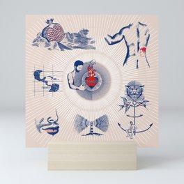 Ex voto Mini Art Print