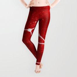 VIRGO (ZODIAC CONSTELLATIONS) Leggings
