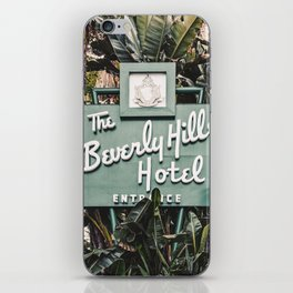 The Beverly Hills Hotel - Vertical iPhone Skin