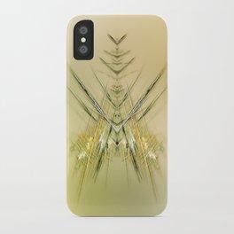 Fliege iPhone Case