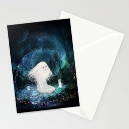 pool fae Stationery Cards