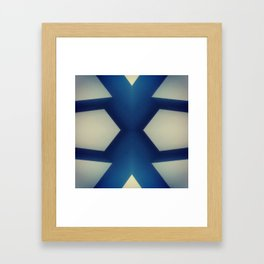 sym8 Framed Art Print