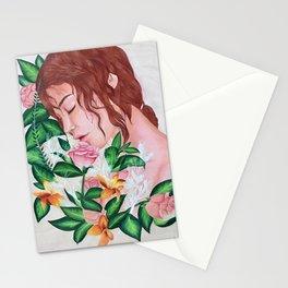 Nature Nurturing Mankind Stationery Cards
