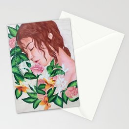 Nature Nurturing Mankind Stationery Cards