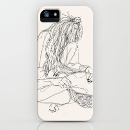 You and I iPhone Case