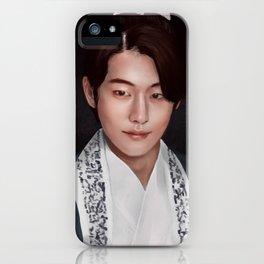 Baek Ah iPhone Case