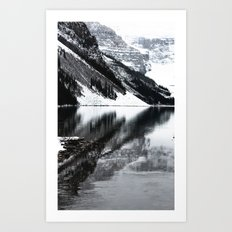 Water Reflections II Art Print