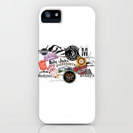 best of harrisonburg eats iPhone Case