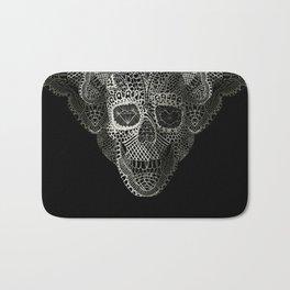 Lace Skull Bath Mat