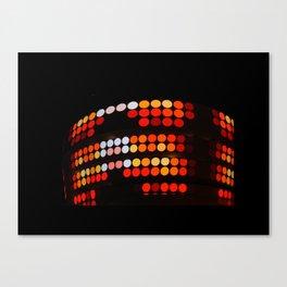 The Guggenheim 1 - Retro Canvas Print