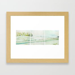 Onward to Omaha #02 Framed Art Print