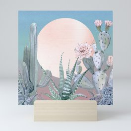Desert Twilight by Nature Magick Mini Art Print