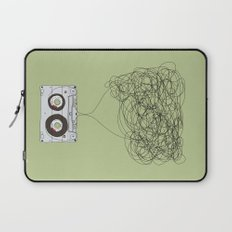 Analog Unravelled Laptop Sleeve