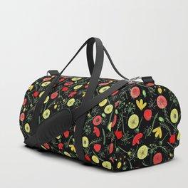 Pattern #57 Duffle Bag