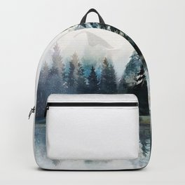 Winter Morning Backpack