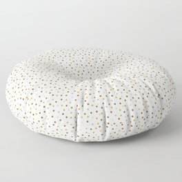 Polka dots  Tulipano Floor Pillow
