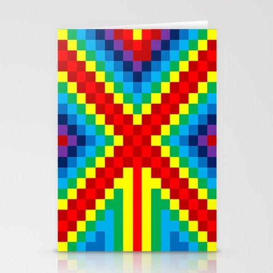 Fuzz Line #4 Stationery Cards