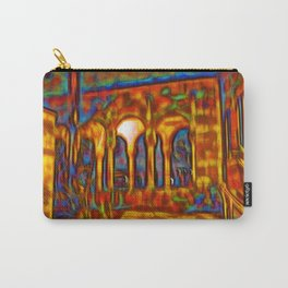 Dream courtyard Carry-All Pouch
