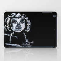 selena iPad Cases featuring Selena Kyle by JezRebelle