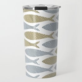 shoal of herring Travel Mug