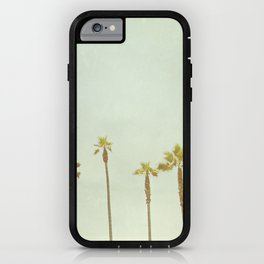 Palm Tree Dreams iPhone Case