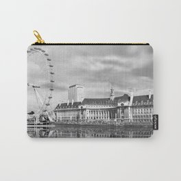 London Eye and River Thames Carry-All Pouch