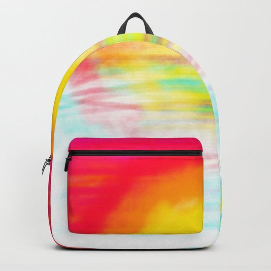 Sunset Sun Backpack