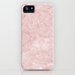 Pretty in Pink Marble iPhone Case
