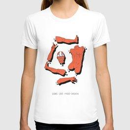 LOOKS LIKE FRIED CHICKEN T-shirt