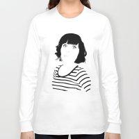 bubblegum Long Sleeve T-shirts featuring Bubblegum by FalcaoLucas