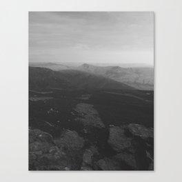 Dark Landscape 5 Canvas Print